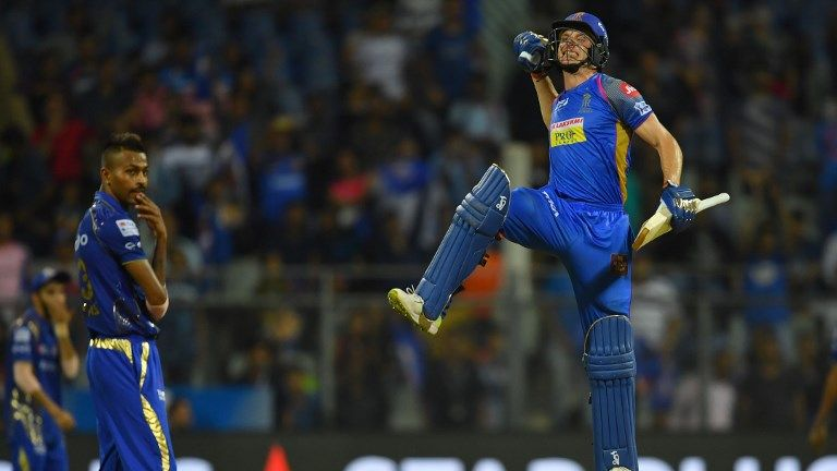 Jos Buttler struck five half-centuries for Rajasthan Royals (Credit: AFP)