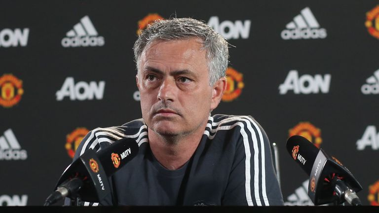 Will Jose Mourinho guide Manchester United to European glory?