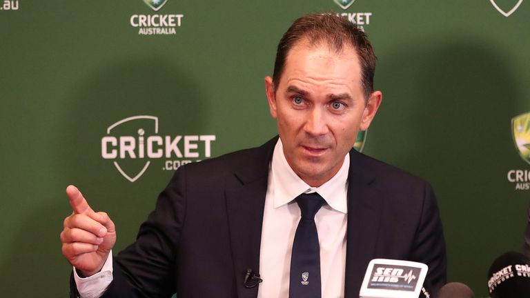 Australia have named their first squad since Justin Langer was named head coach