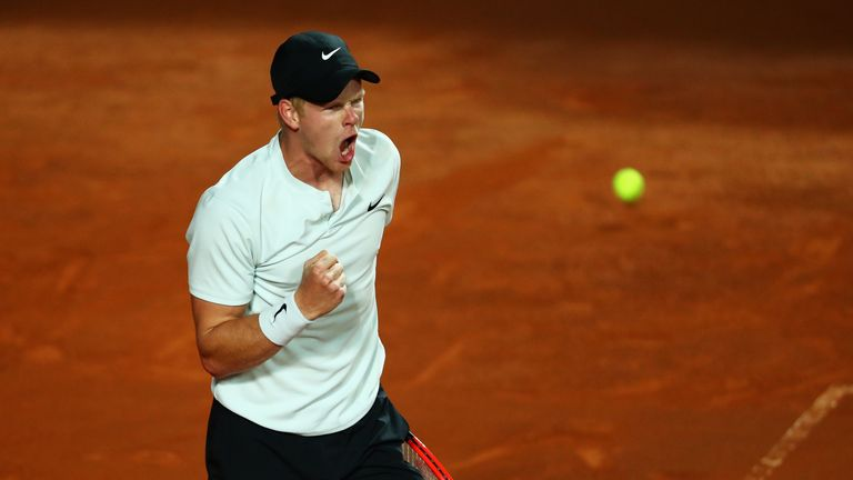 Kyle Edmund will have high hopes of going deep in Paris