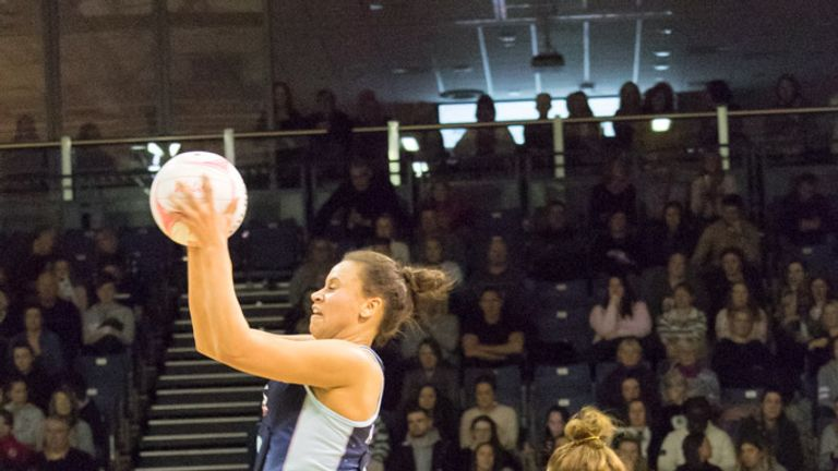 Laura Malcolm impressed as Stars claimed their sixth win of the season