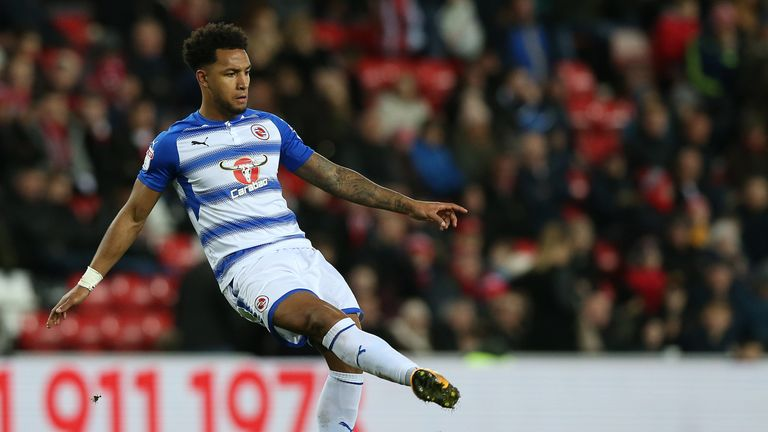 Brighton are keen to bring Reading defender Liam Moore to the Amex Stadium