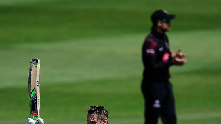 Luke Wright has led Sussex to three wins in three to start the Vitality Blast