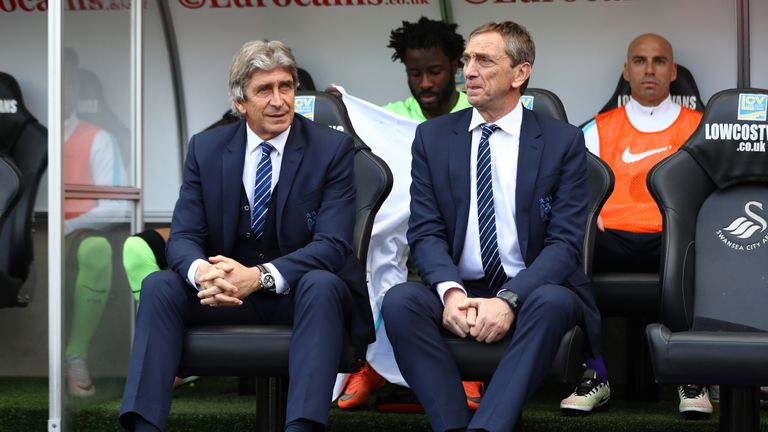 West Ham have held talks with Manuel Pellegrini's representatives