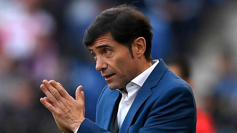 Valencia have sacked head coach Marcelino just three matches into the season