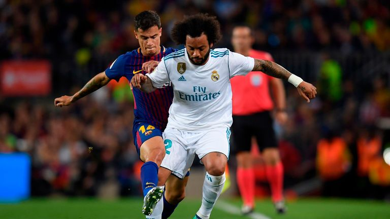 El Clasico will not be played abroad, says La Liga's president