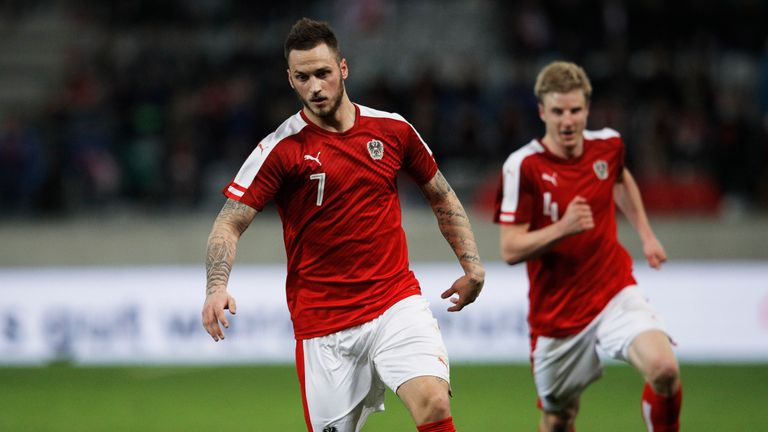 Marko Arnautovic signed for West Ham from Stoke for £25m last summer