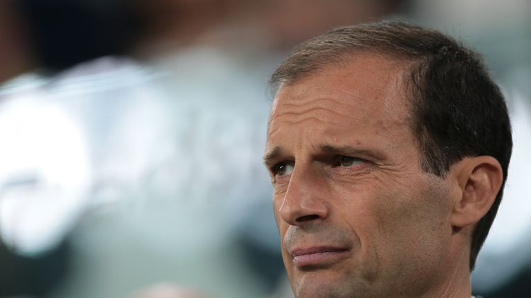 Massimiliano Allegri has been linked with Arsenal's vacant managerial role