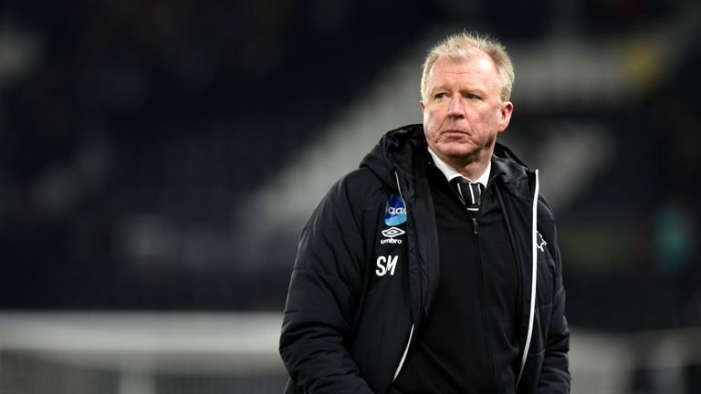 Steve McClaren is the new QPR boss