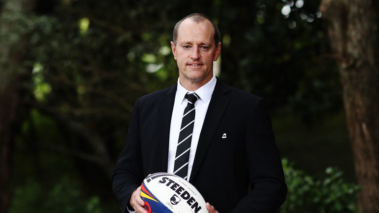 Michael Maguire takes over New Zealand role from David Kidwell