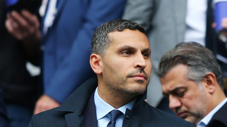 Manchester City chairman Khaldoon Al Mubarak has spoken with UEFA