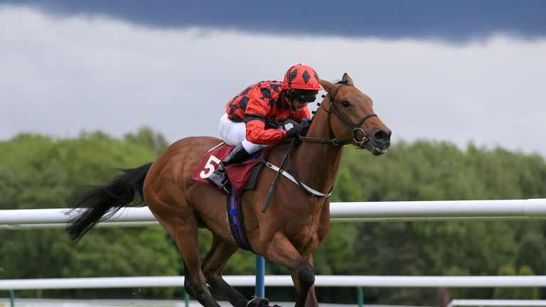 My Reward has every chance of winning Friday's Chester Cup if he stays the extra couple of furlongs