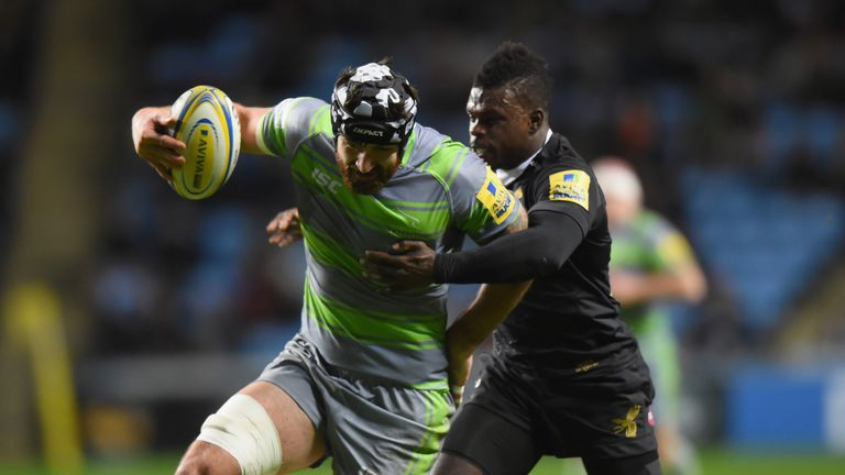 Newcastle and Wasps go head to head at Kingston Park in a clash that will decide the semi-final line-up