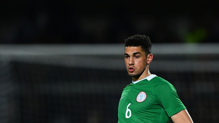Nigeria international Leon Balogun pledges 1% of his wages to Common Goal charity
