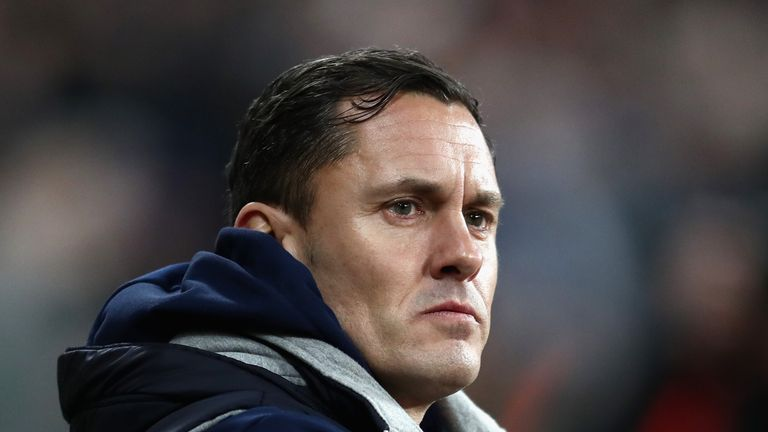 Paul Hurst will take charge of Ipswich this season