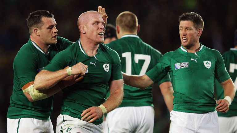 The likes of Cian Healy, Paul O'Connell and Ronan O'Gara were key as Ireland shocked Australia in New Zealand