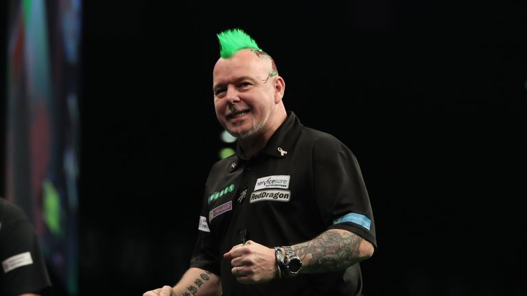 Peter Wright sealed his third PDC title of the year