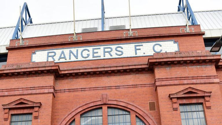 Rangers have been ordered to close a section at Ibrox for their home game against Legia Warsaw