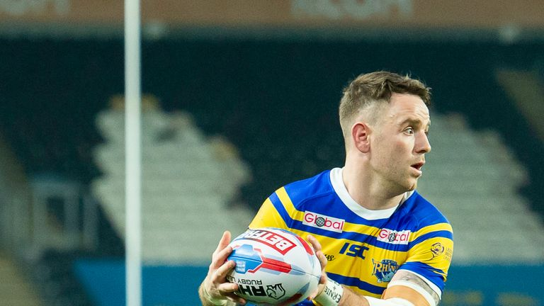 Richie Myler has been added to England's autumn international squad for the injured Luke Gale