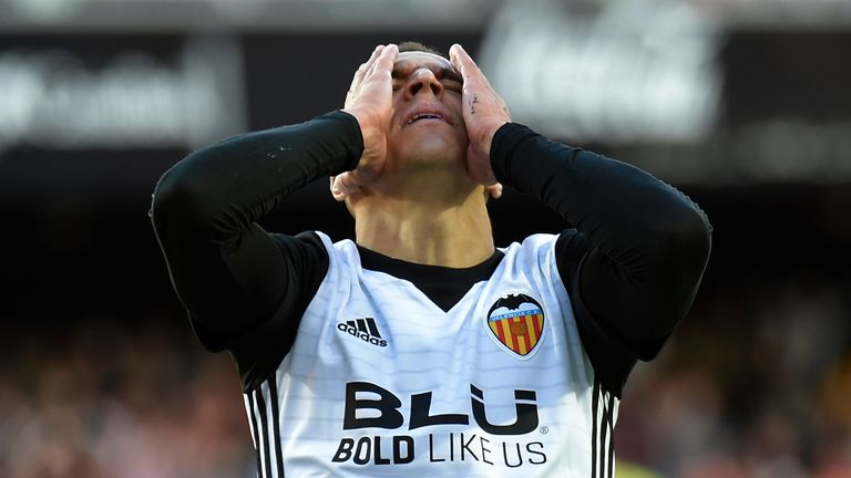 Rodrigo saw several campaigns marred by injury and inconsistency