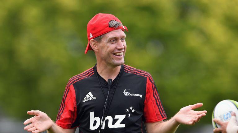 Ronan O'Gara is loving life in New Zealand