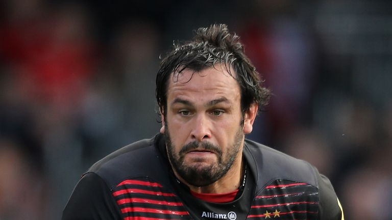 Juan Figallo has signed a new contract with Saracens