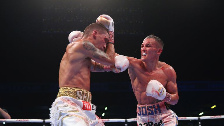 Lee Selby lost via a split decision to Josh Warrington in May.