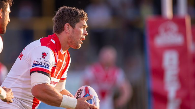 St Helens have won 14 of their 16 Betfred Super League games this season