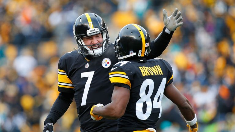 Pittsburgh Steelers are favourites to win the AFC North again