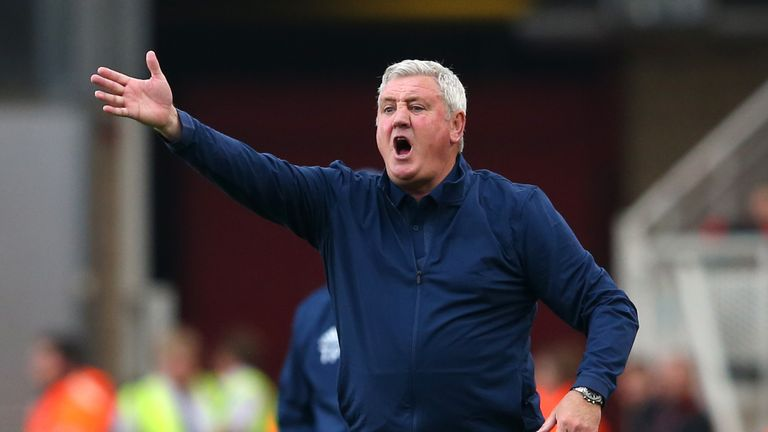 Can Steve Bruce guide Aston Villa back into the Premier League this season?