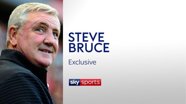 Villa boss Steve Bruce spoke exclusively to Sky Sports ahead of the new season