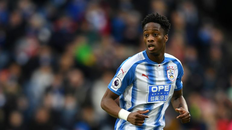 Club-record signing Terence Kongolo was one of nine additions in this window for Huddersfield