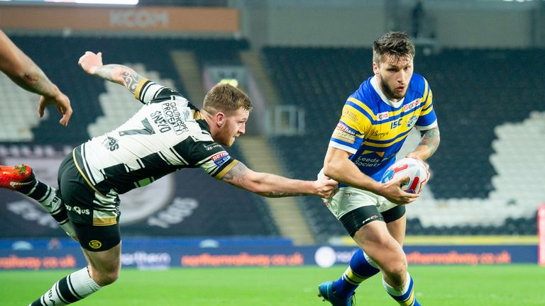 Briscoe is one of three Leeds players to agree a new contract