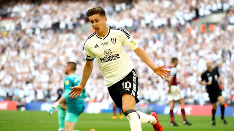 44b8e4dbf5ee2d Tom Cairney has been at Craven Cottage since the summer of 2015
