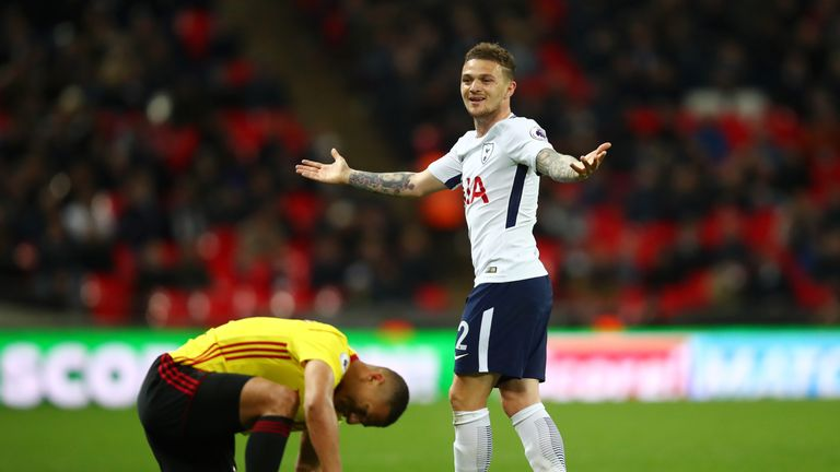 Tottenham hold their destiny in their own hands