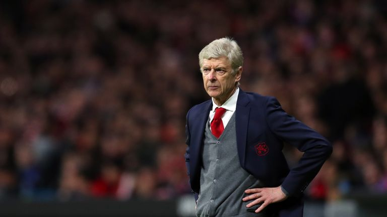 Arsene Wenger is available after departing Arsenal
