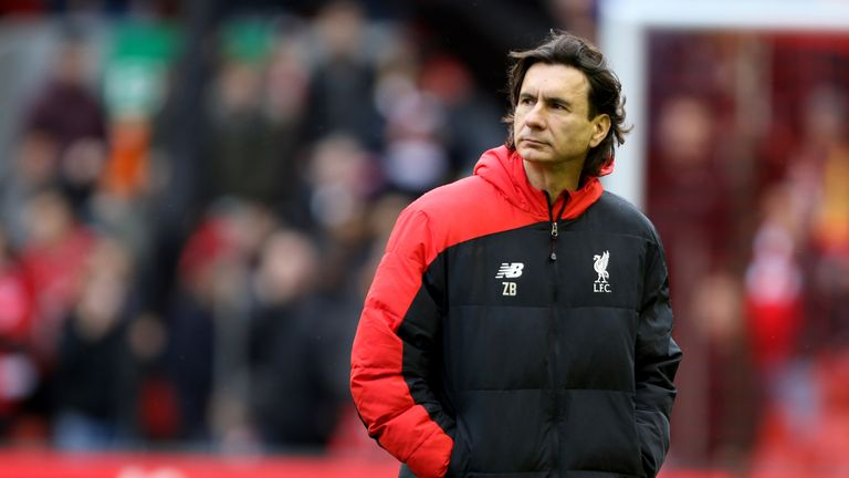 Liverpool assistant Zeljko Buvac has emerged as a surprise contender for the Arsenal job, according to reports in Bosnia