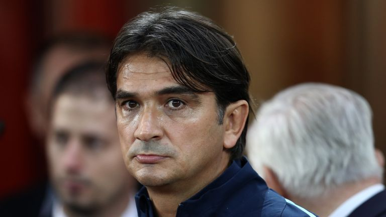 Zlatko Dalic says Croatia have no fears about facing England in the World Cup semi-finals