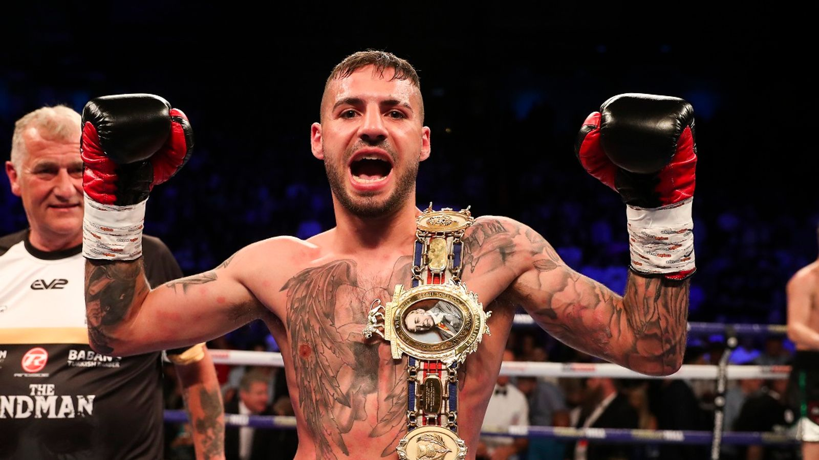 Lewis Ritson Feels Unstoppable After Winning British