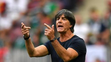 fifa live scores - Joachim Low backs England for bright future after World Cup