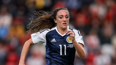 Evans, Howard in Scotland Women's squad