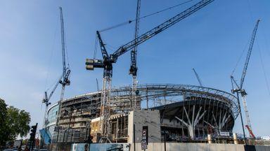 fifa live scores -                               Spurs refute 2019 stadium delay claims