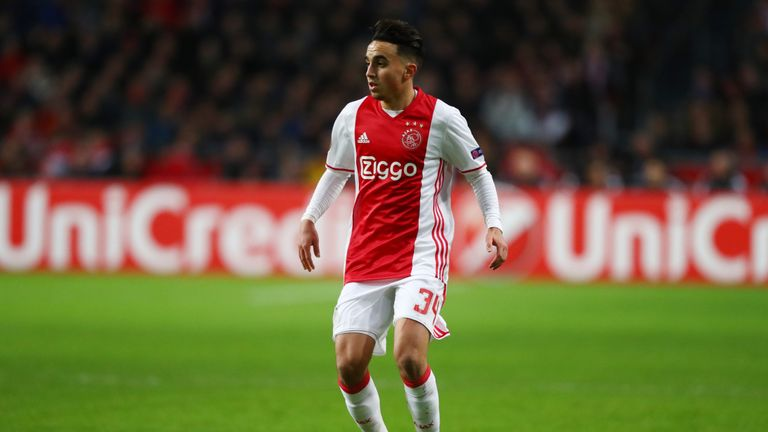 Ajax admit their on-filed treatment of Abdelhak Nouri was 'inadequate' when he collapsed in July 2017