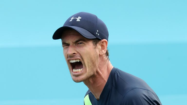 Andy Murray can celebrate despite losing to Nick Kyrgios on his comeback at Queen's Club