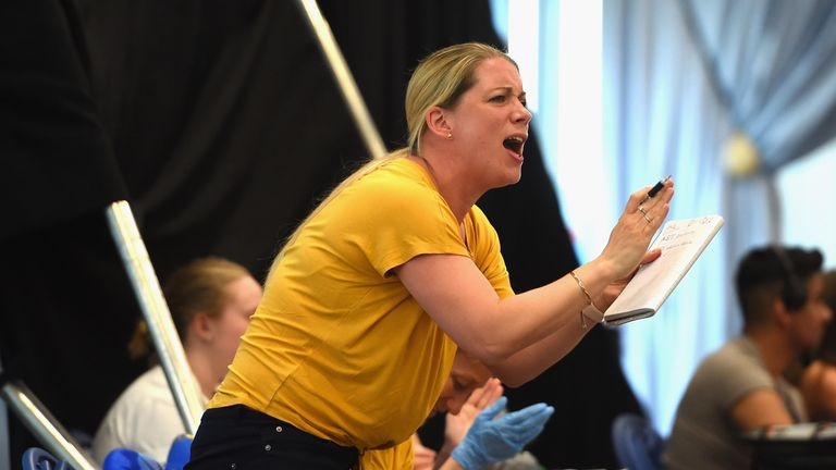Anna Stembridge praised the response of her Team Bath side as they returned to winning ways in the Netball Superleague