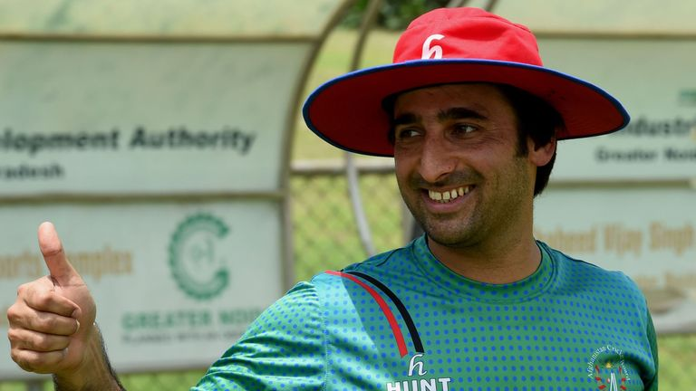 Afghanistan skipper Asghar Stanikzai reckons his spinners are better than India's