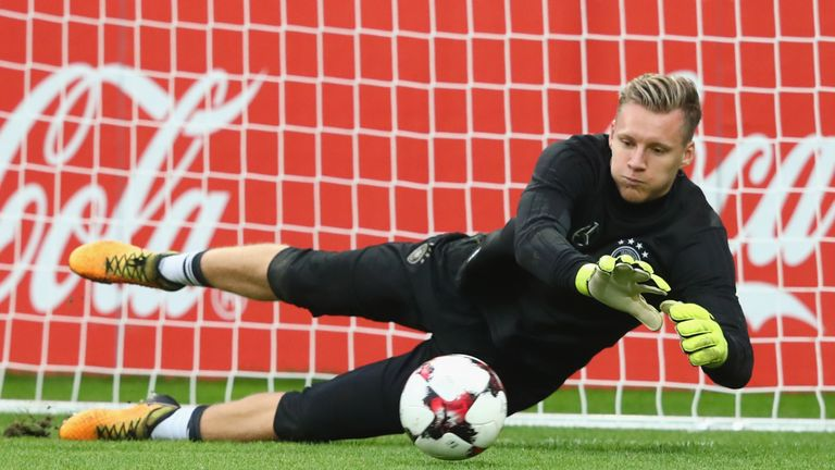 Bernd Leno is on his way to Arsenal