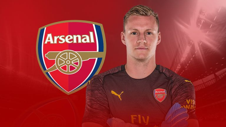 Bernd Leno joined Arsenal for a reported £19m fee