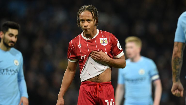 Bobby Reid scored 21 goals for Bristol City last season