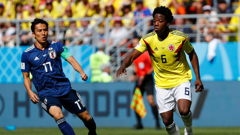 Carlos Sanchez has signed a two-year deal with West Ham